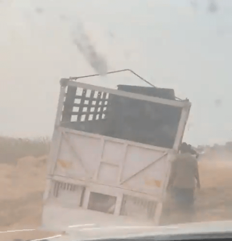 Agriculture Farming in Nigeria affected by bad road infrastructure